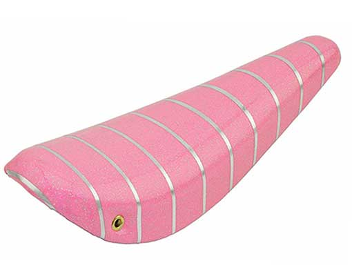 bike 16 Banana Saddle Sparkle/Pink W/Silver Stripe