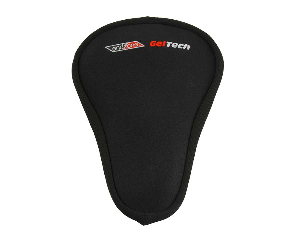 Mx Gel Saddle Bicycle Cover Black.