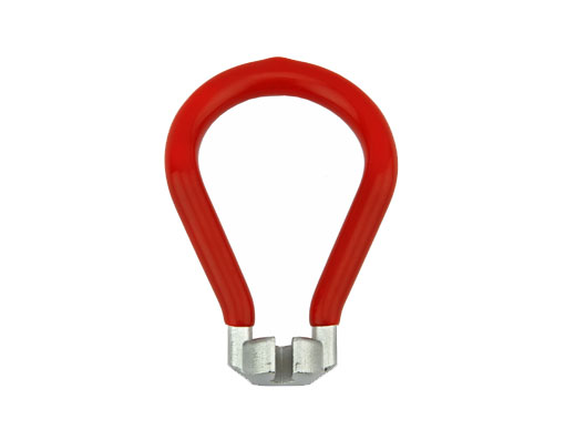 Spoke Wrench Bicycle 0.136 Red.