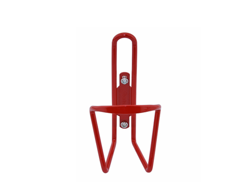 Alloy Bottle Cage 75F With/Hardware Red.