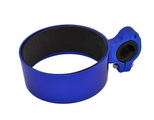 Alloy Cup Holder Blue.
