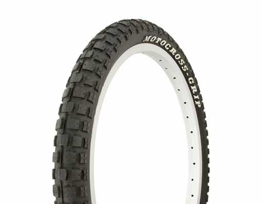 """Pneu Duro 20/"""" X 2.125/"""" Motocross soulevé Lettre 143 BMX Free Style pneu 260731"""