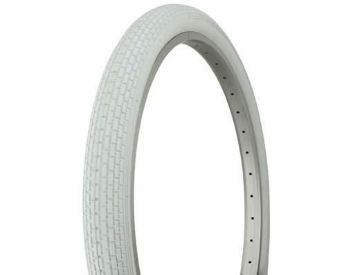 """2-Tires 2-Tubes 26/"""" x 2.125 Clay w//Cream Wall Cruiser Lowrider BMX Bikes"""
