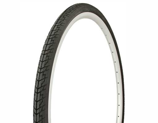 Tire Duro 700 x 35c Black/Black Side Wall.