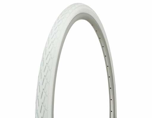 Tire Duro  700 x 38c White/White Side Wall.