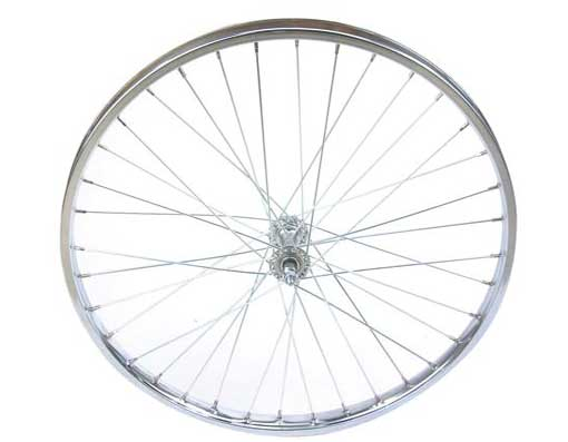 "bike 26/"" 144 Spoke Free Wheel 14G Black."