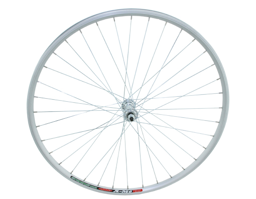 700c Alloy Front Wheel 14G Silver.