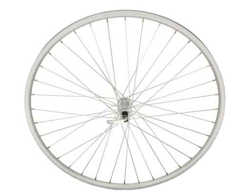 700c  Alloy Front Wheel 80g W/Q.R.