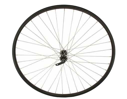 700c  Alloy Front Wheel 80g W/Q.R
