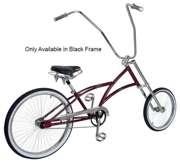 """Bicycle Chain Guard Steel Chrome or Black for 20/"""" to 26/"""" Chopper Bikes"""