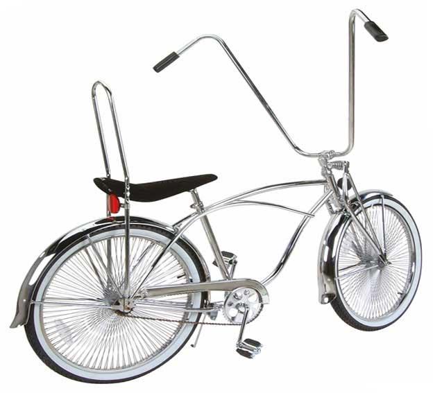 ORIGINAL LOWRIDER BICYCLE CHAINRING LUCKY 7 44t 1//2 X 1//8 Black LOWRIDER BIKE