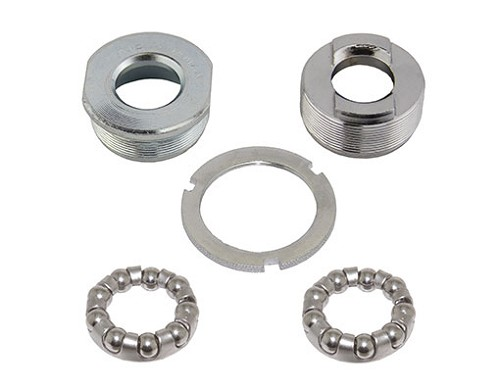Bottom Bracket Set 3/Piece Crank 1.37x24t Ch