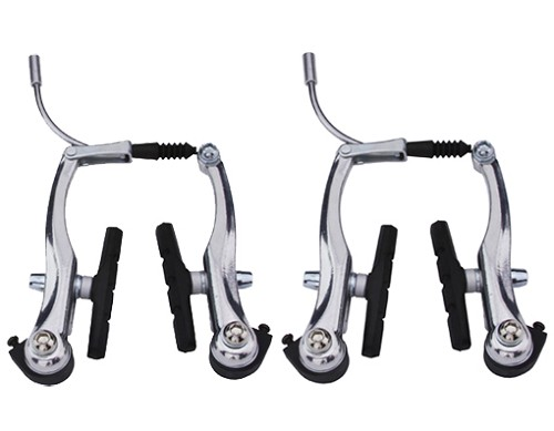 Alloy V-Brake Chrome.