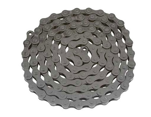 KMC bicycle Chain 1/2x1/8x112 Black.