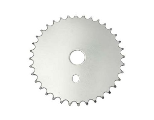 Lowrider  SPROCKET JS-67 36T CHROME