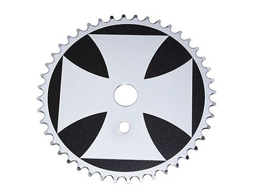 Sprocket Iron Cross 44t 1/2 X 1/8