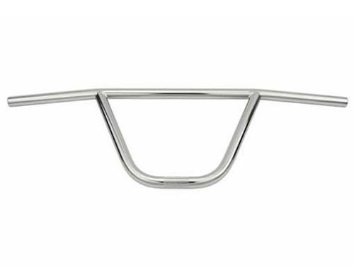 C.W Handlebar Bicycle 22.2mm Chrome.