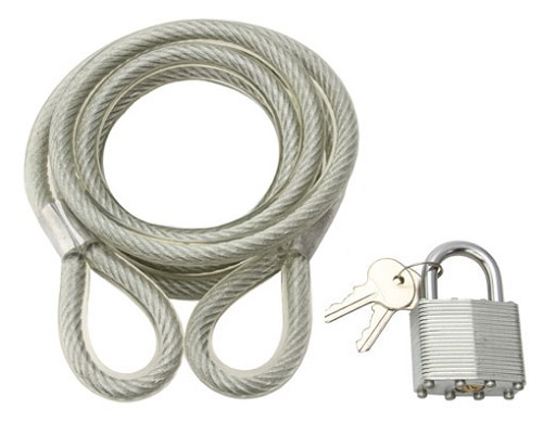 Cable Bicycle Lock 72