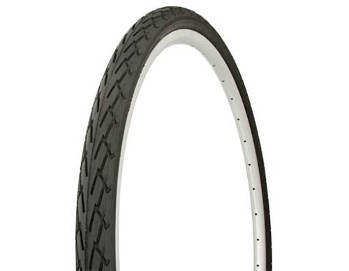 Tire Duro  700 x 40c Black/Black Side Wall.